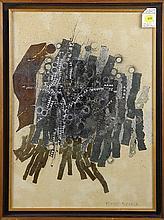 Works on paper by Miyako Sekikawa