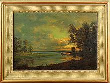 Painting, George Thompson Hobbs