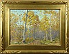 Painting, Gustave Adolph Wiegand, Gustave Adolph Wiegand, $300