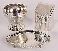 English Georgian sterling silver