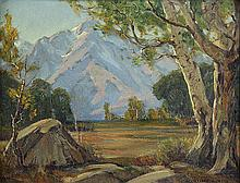 Painting, Leland S. Curtis