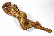 Bob Harris figural sculpture