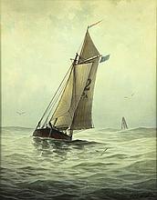 Watercolor, George Emerick Essig