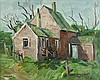 Painting, Maurice George Logan, Maurice George Logan, $2,000