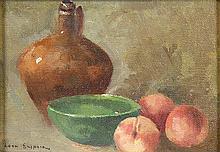 Painting, Leon Shulman Gaspard .