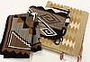 Navajo rugs, having all natural dies, including one