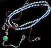 Chinese Blue Court-Style Necklace/Chaozhu