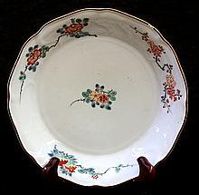 Kakiemon-style Porcelain Dish