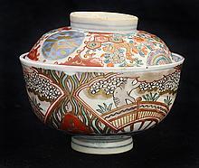 Japanese Imari Bowl, 19c