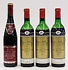 (lot of 4) French Bordeaux wine group