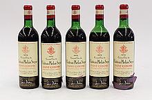 French Saint Estephe wine group