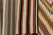 (lot of 3) Native American blankets