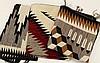 (lot of 3) Native American hand spun Navajo rugs