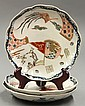 Japanese Imari  Porcelain Dishes, Meiji