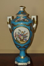 JAR PORCELAIN 13