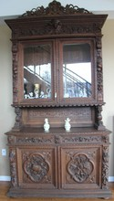 ITALIAN RENNAISANCE PERIOD PIECE BUFFET ANTIQUE 108