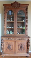 ITALIAN RENNAISANCE PERIOD PIECE BUFFET ANTIQUE 98