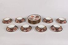 26 PIECES OF ROYAL CROWN DERBY