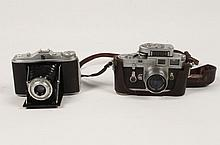 LOT OF 2 MISCELLANEOUS GERMAN CAMERAS