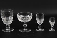 25 PIECE SET OF WATERFORD CRYSTAL,