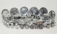 TREMENDOUS 300 PLUS COLLECTION OF PEWTER