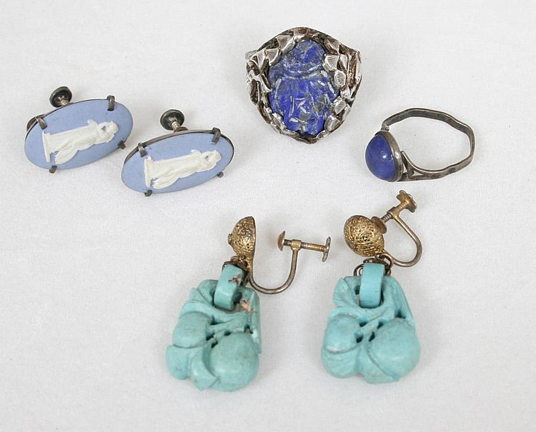 Group of Chinese Jewelry