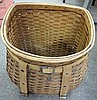 2. Early Backpack Woven Basket
