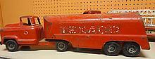 44. Vintage Texaco Metal Toy Truck