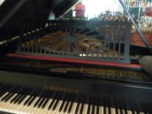 C BECHSTEIN PRE WW II BABY GRAND PIANO