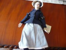 N.O.S. GRENCHEN FROM GERMANTOWN VINTAGE COLLECTIBLE PORCELAIN DOLL