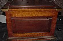 Early Spool Cabinet Silver Chest