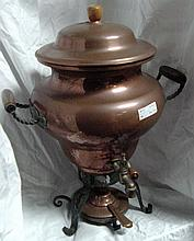 Stockli Neisial Swiss Copper Hot Beverage Pot