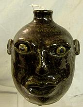 Anita Meaders Face Jug