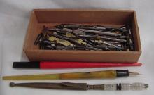 Ink Pens & Drafting Tool Points