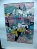 Rellie Olesiak California Cityscape Painting