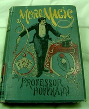 More Magic by Professor Hoffman. 1890s