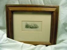 Jas D Smillie 1861 Ship Engraving