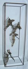 Curtis Jere Birds In Flight Gallery Sculpture