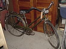 The Raleigh Colt English Bicycle