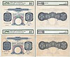 Malaya 1942, $50 banknote 02pcs