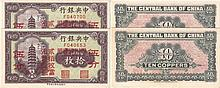 China 10 Coppers Banknotes
