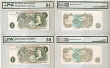 G.Britain 1970, 1Pound banknote