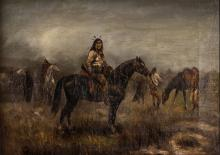 Gadsden Native American Painting