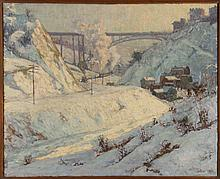 George Sotter 1911 painting