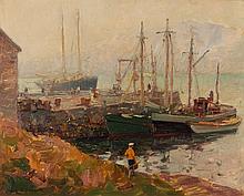 William Aylward painting