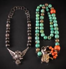 2 Ruth Frank Necklaces