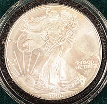 1996 1ozt American Eagle