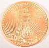 1999 $10 .25ozt American Eagle gold coin