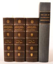 Two works, 4 Vols about Napoleon by Gould & Picard