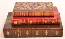 Three works about Napoleon by Abell,Levy,Hooper